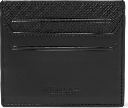 Bottega Veneta Debossed Leather Cardholder