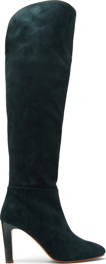Gabriela Hearst Linda over-the-knee suede boots
