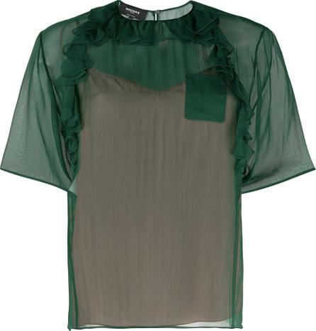 ROCHAS Ruffled T-shirt