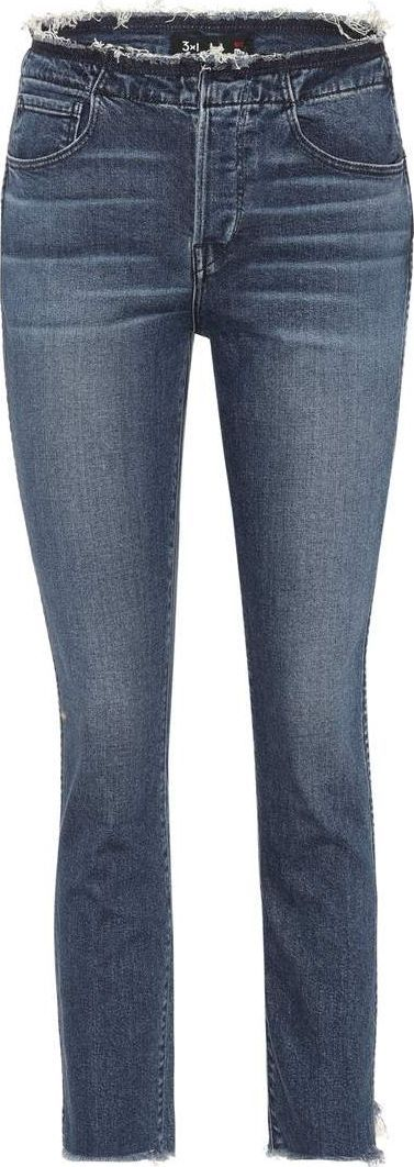 3X1 Raw Edge Shelter jeans
