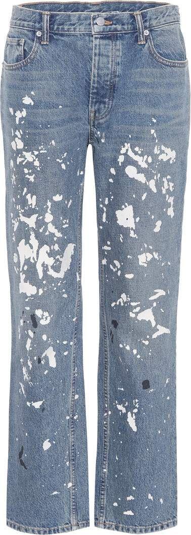 Helmut Lang Painter straight-leg jeans