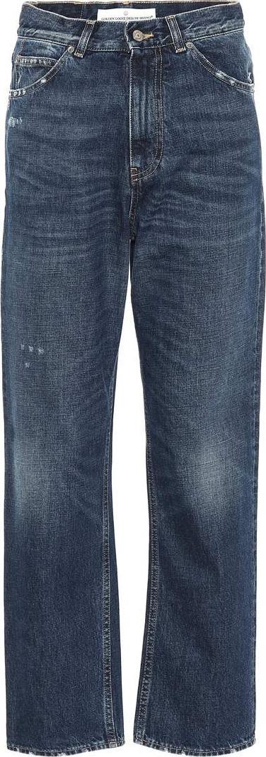 Golden Goose Deluxe Brand Komo straight-leg jeans