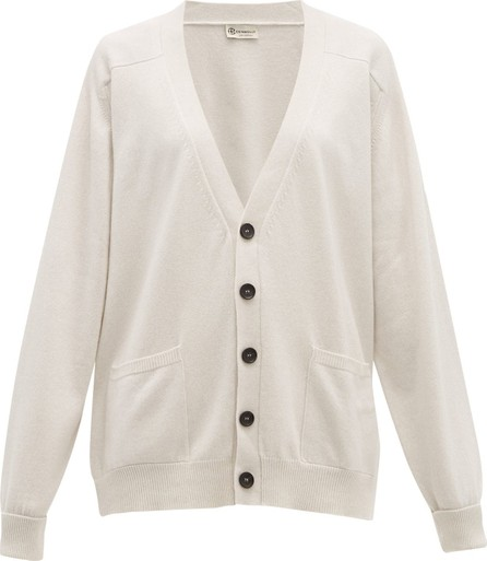 Connolly Patch-pocket cashmere cardigan