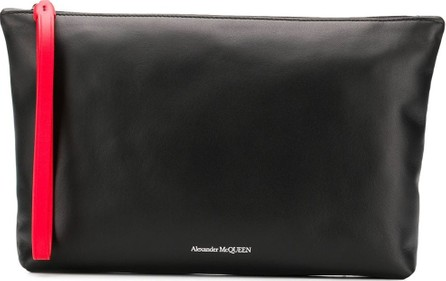 Alexander McQueen Zipped clutch