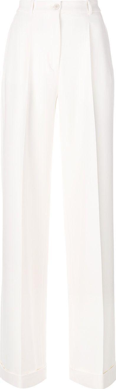 Ermanno Scervino straight-leg trousers