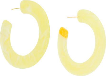 Cult Gaia Oversized hoop earrings