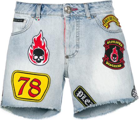 Philipp Plein Fashion Show Hot Pants shorts