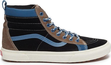 Vans 'SK8-Hi MTE LX' colourblock suede high top sneakers
