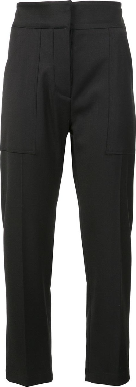 Adam Lippes patch pocket cropped trousers