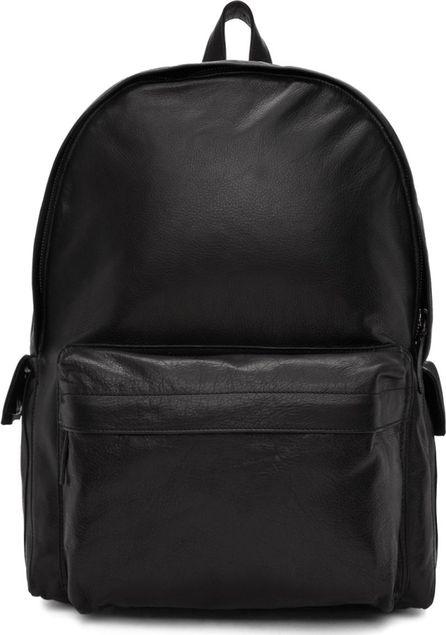 Ann Demeulemeester Black Wodan Backpack