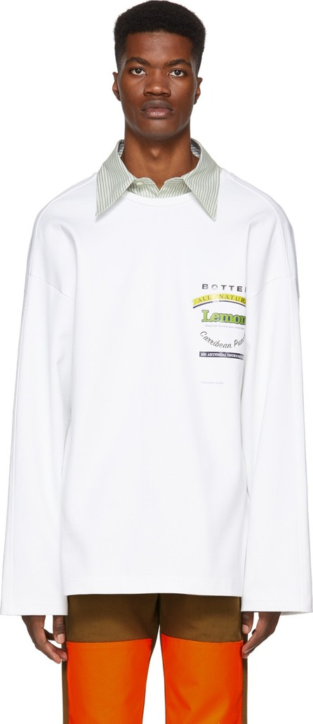Botter White Camila T-Shirt
