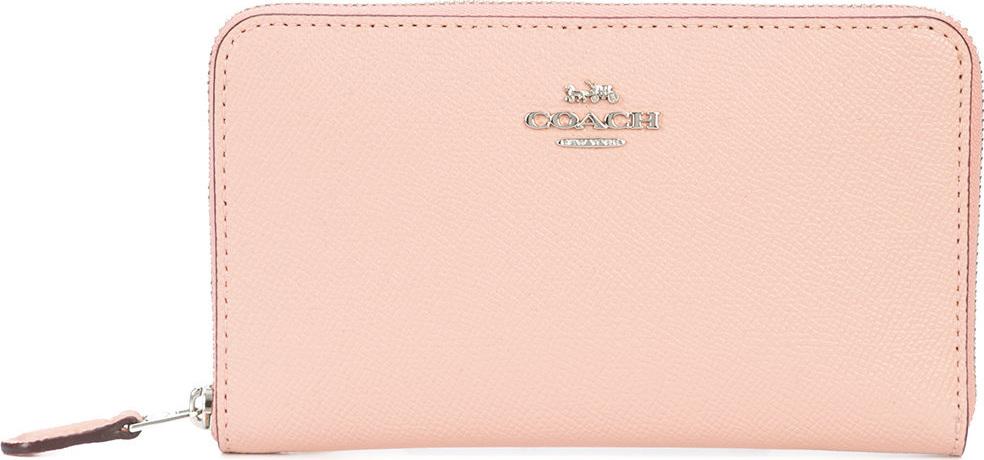 9613da28803d7 COACH Medium zip around wallet.  140  84. Farfetch