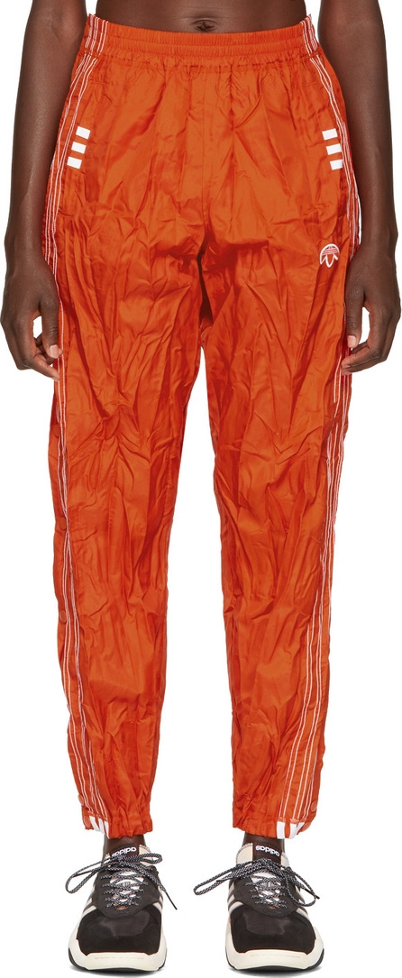 Adidas Originals by Alexander Wang Red AdiBreak Lounge Pants