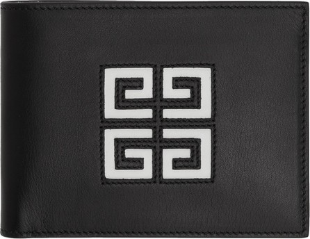 Givenchy Black Cut-Out 4G Wallet
