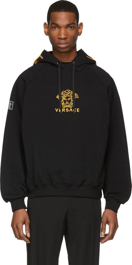 Versace Black Medusa Hoodie