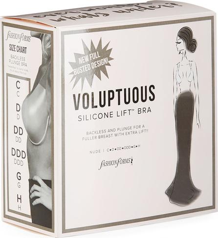 Fashion Forms Voluptuous Silicone Adhesive Lift™ Bra, Nude
