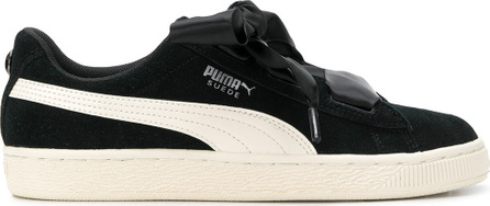 PUMA Ribbon lace-up sneakers