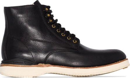 Visvim Hiking style ankle boots