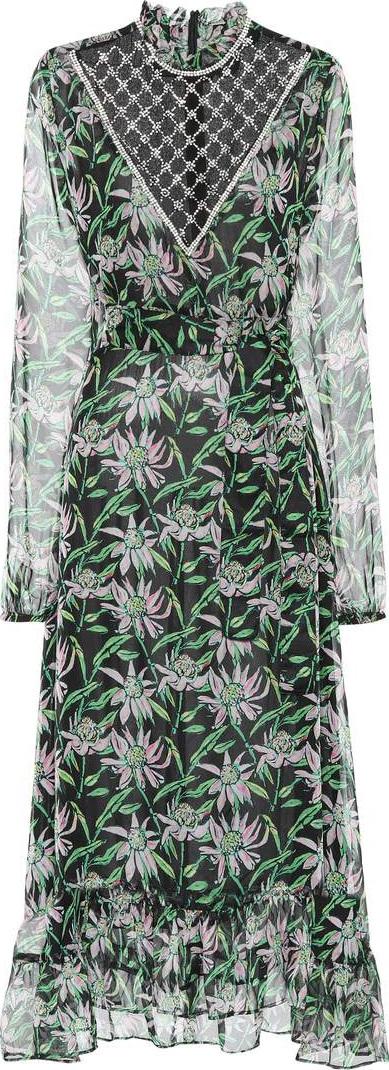 DODO BAR OR Embellished floral dress