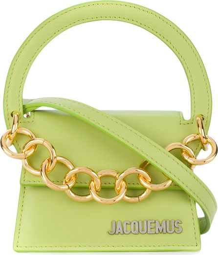 Jacquemus mini clutch bag