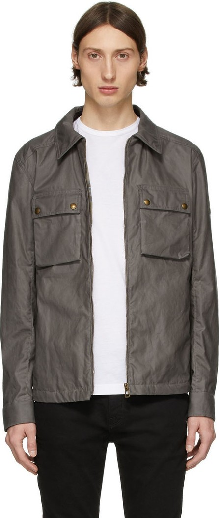 Belstaff Grey Dunstall Jacket
