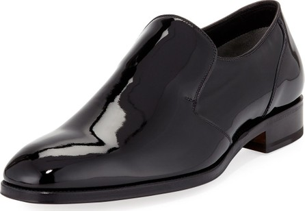 9a6143ae9e83 TOM FORD Slip-On Patent Leather Formal Loafer