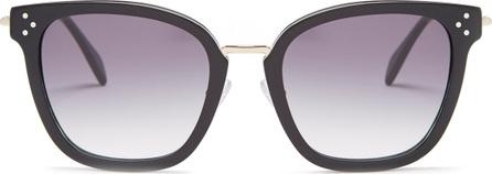 Celine Square-frame acetate sunglasses