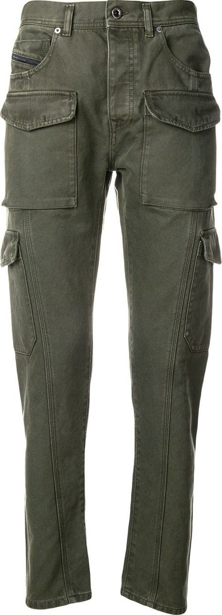 Diesel Black Gold Skinny cargo trousers
