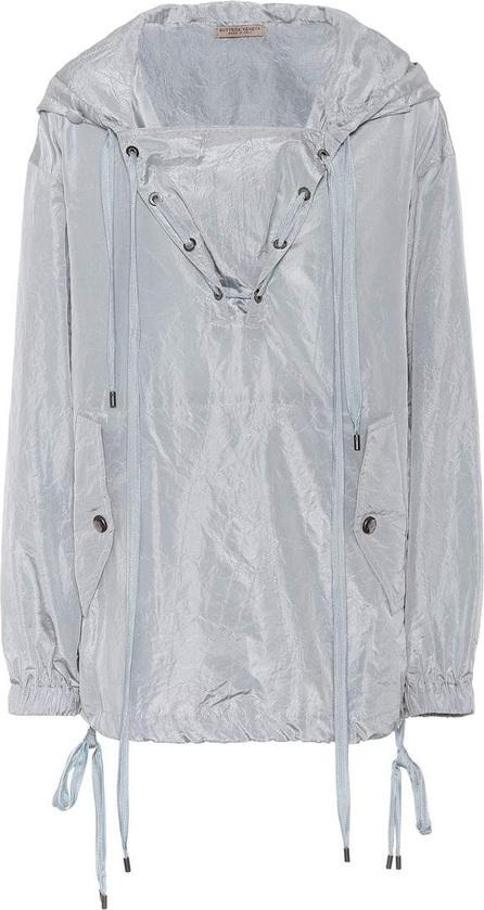 Bottega Veneta Arctic silk taffeta jacket