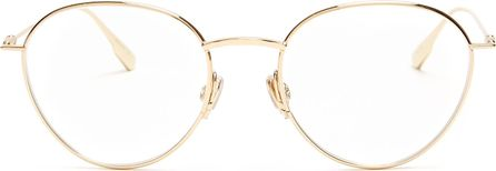 Dior Stellaire2 oval-frame glasses