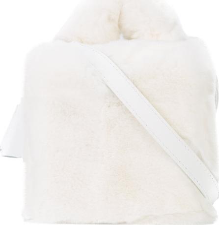 Natasha Zinko Small box shoulder bag