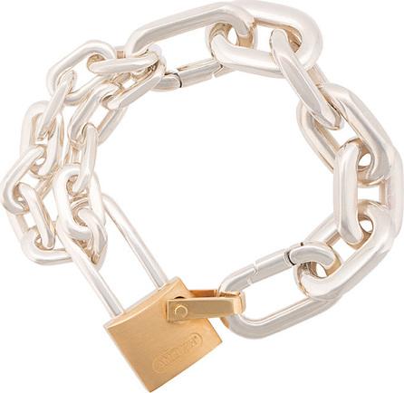 Ambush Hues padlock bracelet