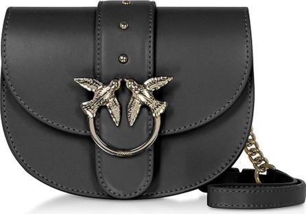 Pinko Black Go Round Baby Simply Shoulder/Belt Bag