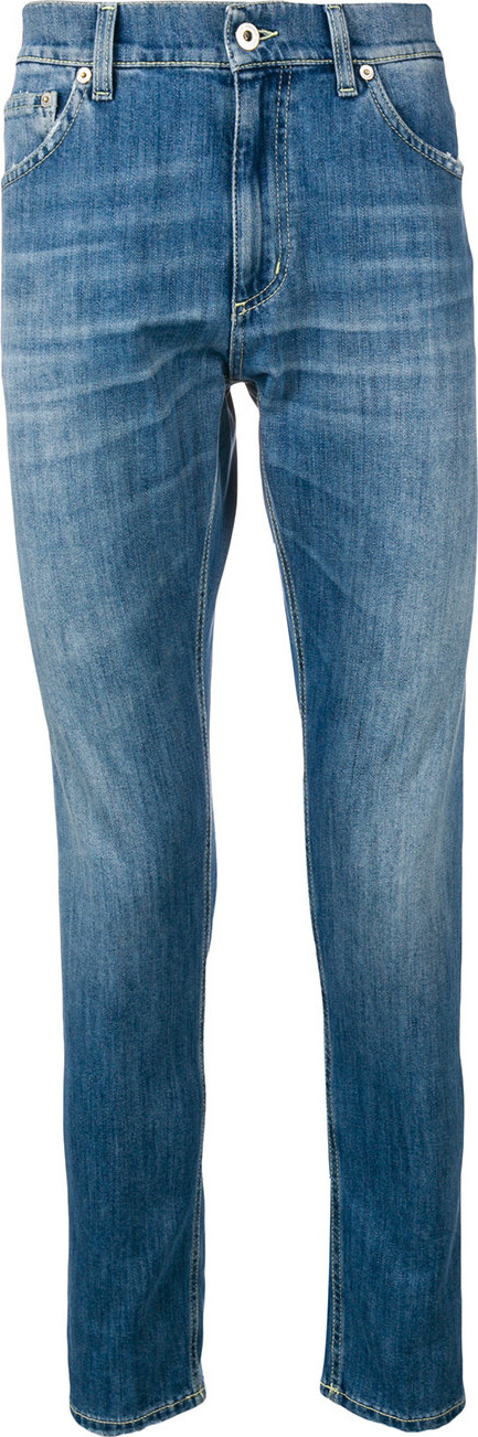 Dondup Washed slim jeans