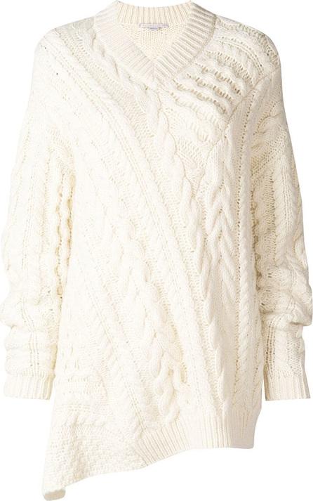 Stella McCartney Cable-knit oversized sweater