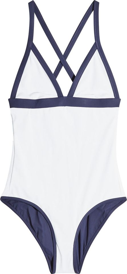 HEIDI KLEIN Triangle Reversible Swimsuit