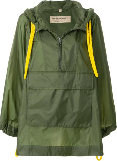 Burberry London England K-Way pullover jacket