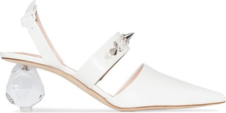 Simone Rocha Embellished 60mm pumps
