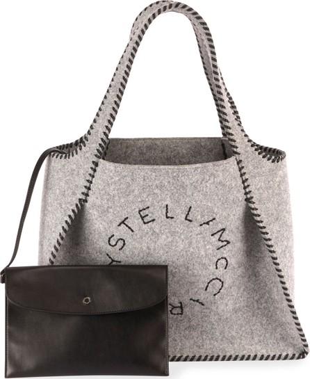 Stella McCartney Stella Felt Logo Tote Bag