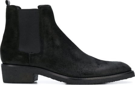 Buttero Suede ankle boots