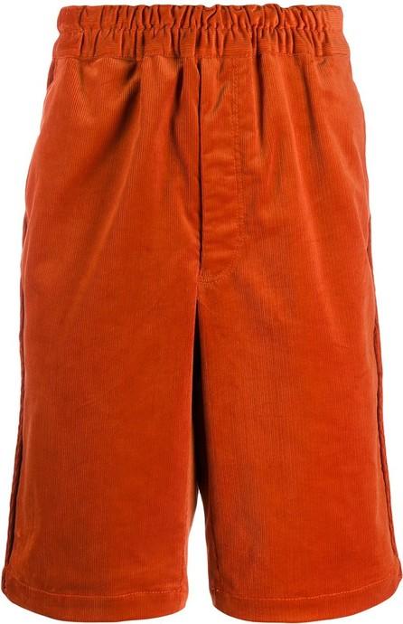 Comme Des Garcons Elasticated bermuda shorts
