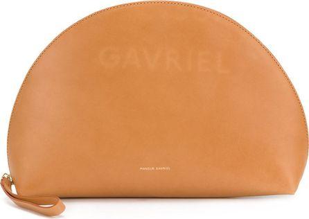 Mansur Gavriel semi circle clutch