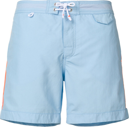 Cuisse De Grenouille Drawstring swimming shorts