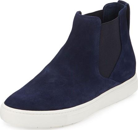 Vince Newlyn Suede Sneakers Hybrid, Black