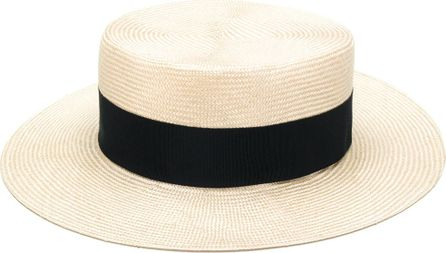 Federica Moretti Woven hat
