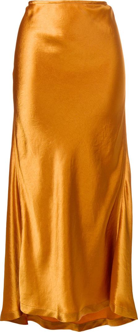 Sies Marjan Satin straight skirt