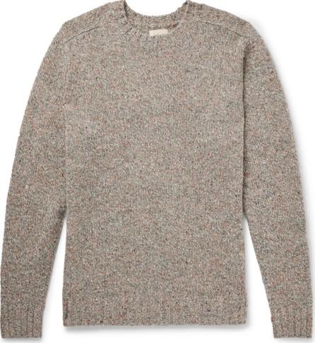 Bellerose Mélange Wool-Blend Sweater