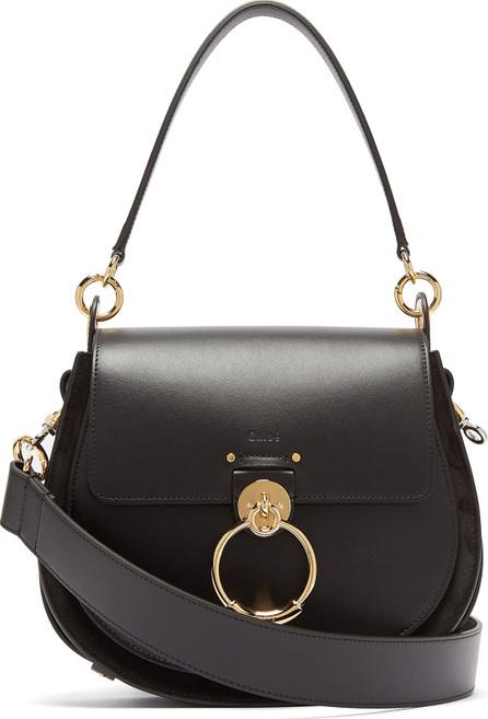 Chloe Tess medium leather cross-body bag
