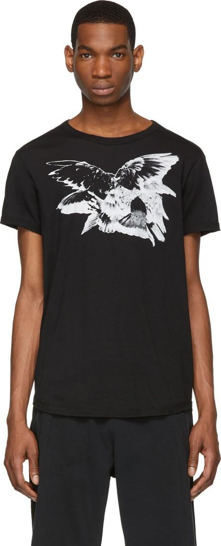 Ann Demeulemeester Black Wings T-Shirt