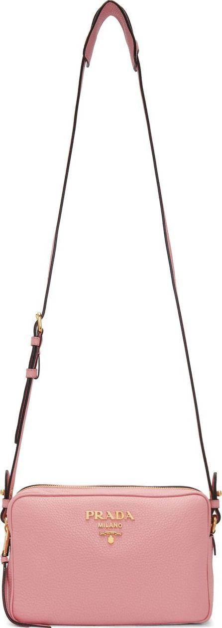 Prada Pink Camera Bag